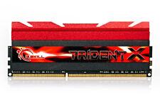 Gskill - DDR3 16GB PC19200 CL10 G.Skill KIT (2x8GB) 16GTX TridentX Hardware NEW