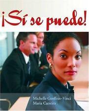 Si se puede!: Un curso transicional para hispanohablantes (World Languages) (E..