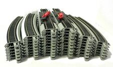 HO Scale Model Railroad Trains Layout Bachmann Silver EZ Track Double Oval 4 X8