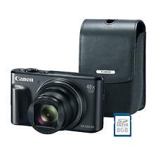 Canon PowerShot SX720 HS Digital Camera Bundle 40x Zoom, Camera Bag, 8GB SD Card