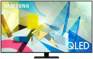 "Samsung QN85Q80TAFXZA 85"" Class Q80T QLED 4K UHD HDR Smart TV (2020)"