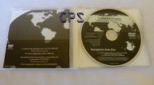 2006 2007 2008 Cadillac DTS Navigation DVD # 6.0c Rel @ 9/2010 Map Update 2011