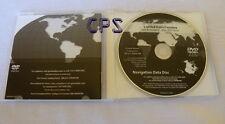 2007 2008 2009 2010 2011 Chevrolet Silverado Navigation Map DVD Disc 6.0c Update
