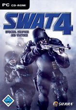 SWAT 4 - Deutsche Version in Original DVD Hülle