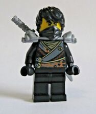 Lego COLE REBOOTED Ninjago Minifigure 70720 70723 with Armor