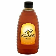 Rowse Honey Pure & Natural Squeezable Large 1.36 Kg Bottle Mead Melomel