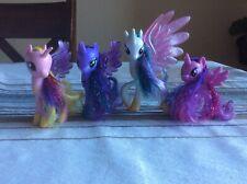 My Little Pony G4 Lot Princess Luna Celestia Cadence Twilight Sparkle