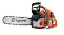 Husqvarna Motorsäge 543xp echte Profisäge 45 Cm und Zwei KETTEN