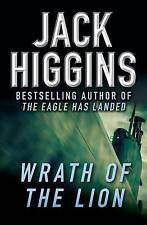 NEW Wrath of the Lion by Jack Higgins