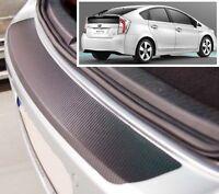 Toyota Prius MK3 - Carbon Style rear Bumper Protector