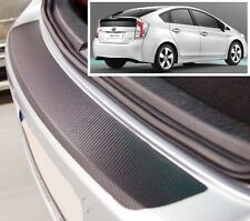 Toyota Prius MK3 - Carbon Style rear Bumper Protector