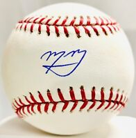 SD Padres Manny Machado Authentic Signed Baseball - MLB Authenticated Hologram