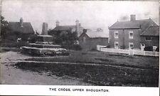 Upper Broughton near Hickling & Melton Mowbray. The Cross.