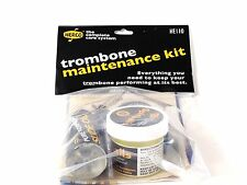 Herco Trombone Maintenance Kit Everything Needed Keep Trombone Performing Well