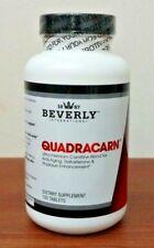 Beverly International Quadracarn 120 Tablets Free Shipping