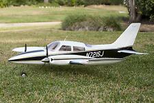 """1/6 Scale CESSNA 310Q scratch build R/c Plane Plans & Instruction 72.5"""" wingspan"""