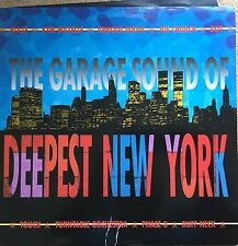 The Garage Sound Of Deepest New York 2LP Blaze Turntable Orch Phase II