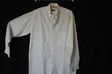EINHORN trendy Hemd | Herrenhemd | Langarmhemd | M L | WEISS  + Quadrate