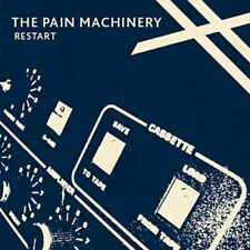 THE PAIN MACHINERY Restart LP VINYL 2012 LTD.300