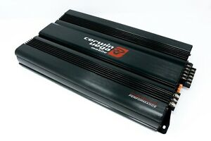 NEW Cerwin-Vega CVP2500.5D 2500 Watt 5 Channel Class D Car Audio Amplifier Amp