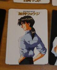 NEON GENESIS EVANGELION PP VENDING CARDDASS CARD REG CARTE NO.64 JAPAN 1997 MINT