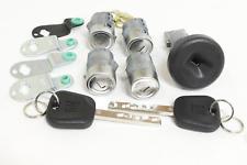 2015-2019 GMC Savana - Ignition & 4 Door Locks w/2 Transponder keys - OEM