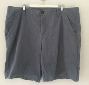 Kmart Blue Shorts Size 44 Mens Soft Chino Belt Loops