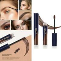 QIBEST 5Color Eye Brow Tattoo Tint Dye Gel Eyebrow Cream Waterproof Long Lasting