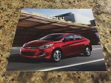 2015 Hyundai Santa Fe 12-page Original Sales Brochure