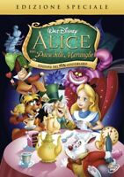 ALICE NEL PAESE DELLE MERAVIGLIE - ITA - ENG - DVD