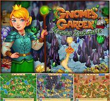 Gnomes Garden 4 - Neues Zuhause - PC - Windows VISTA / 7 / 8 / 10