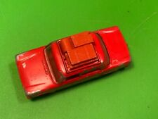 Lesney matchbox fiat 1500 No56 red body,rare body work/paint,classic car