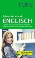 PONS Schülerwörterbuch Englisch Bundle PONS-Wörterbücher 1 Buch Deutsch 2020