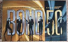James Bond 50 Years Blue-Ray DVD Box Set
