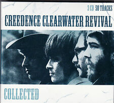 Creedence Clearwater Revival : Collected - 3CD