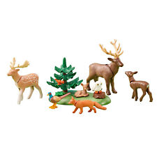 Playmobil Forest Animals Building Set 6532 NEW IN STOCK Learning Toys