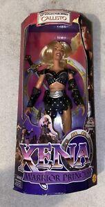 """NEW 12"""" CALLISTO Doll From Xena Warrior Princess TOY BIZ 1998 MIB"""