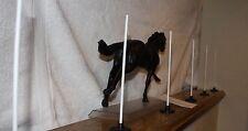 Pole Bending Set ~ 1:9 Scale for Traditional Breyer Model Horses. LSQ