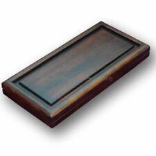NEU 510x510mm NATUR HOLZ Groß Tisch Spiel Backgammon Einfach Handarbeit Nardy