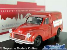 MORRIS MINOR MODEL VAN ROYAL MAIL POST OFFICE 1:43 SCALE OXFORD MM053 COVENTRY K