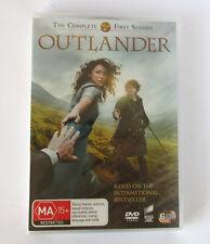 Outlander Complete First Season (16 Episodes / 6 discs) Region 2,4,5 DVD NEW