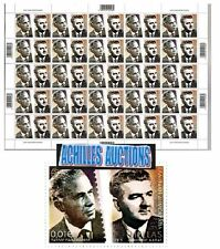 100 Years Journalist Union Athens Daily Newspapers 1914-2014 Sheet 25 MNH stamps