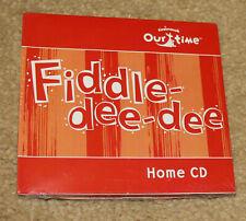 NEW & SEALED Set 2 CDs - Kindermusik Our Time Fiddle-dee-dee Home CD - Children