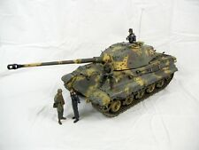 Forces of Valor 1:16 German King Tiger Sd. Kfz. 182 501st SS Diecast Tank