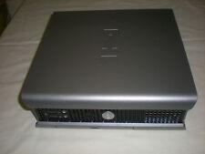 DELL OPTIPLEX 755 USFF Intel Core 2 Duo E7300 Tower/Desktop Base Unit PC