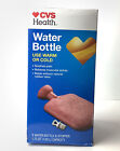 CVS Health Warm Cold Water Bottle Rubber Bag Warm Relaxing Heat Cold Therapy New