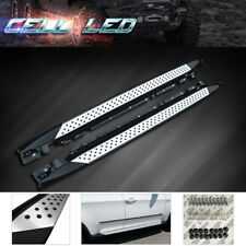 For 07-13 BMW E70 X5 Aluminium Running Boards Side Step Factory Style Pair Set