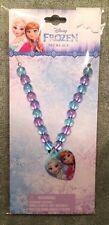 Disney FROZEN Necklace Elsa Anna New