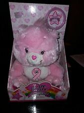 """11"""" Pink Power Bear Care Bear Limited Edition Exclusive"""