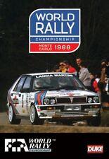 FIA World Rally Championship -  Monte Carlo 1988 (New DVD) Lancia Mazda WRC